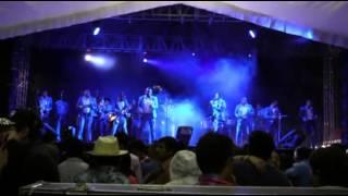 BANDA FANTASMA EN EXPO FERIA SAN PABLO HUIXTEPEC 2015