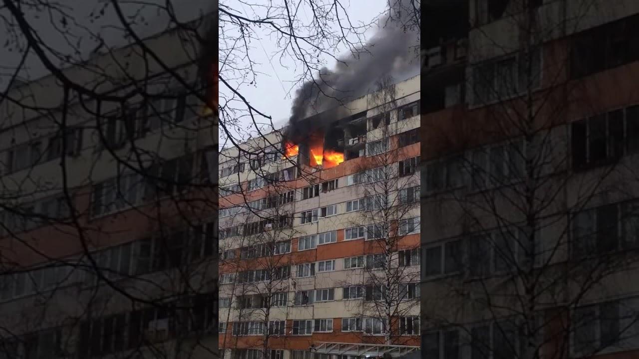 расскажем фото пожар на улице народного ополчения здесь