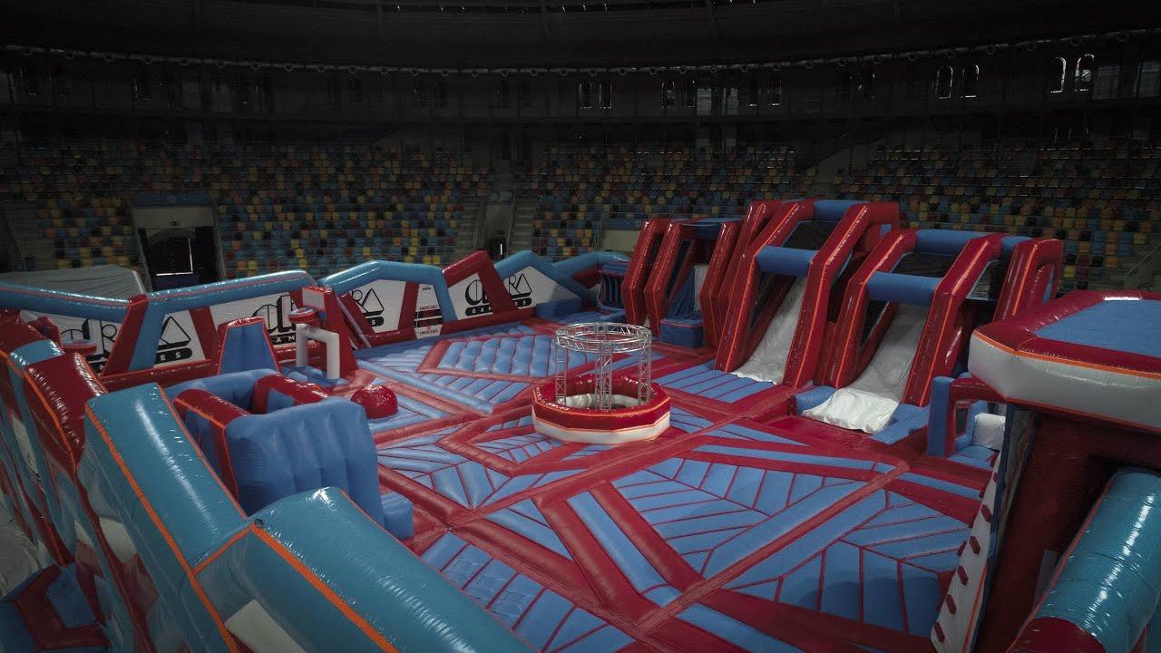 Big Jump Park ha llegado a Tarragona
