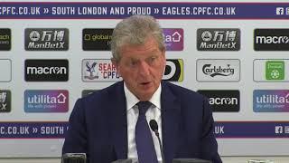 Hodgson: More to Palace display than just Zaha