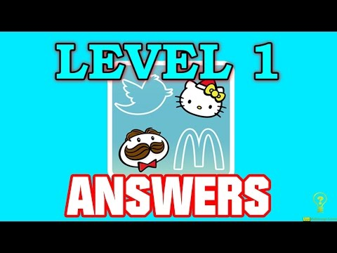 Logo Quiz Superb - All Answers - Walkthrough ( Little Riddles - 4 Pics 1 Word - Logo Quiz  )