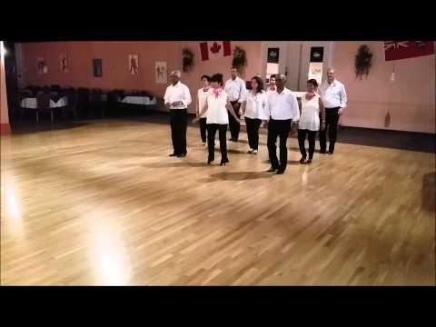 C'EST LA VIE BABY LINE DANCE (Jo Thompson Szymanski and John Robinson)