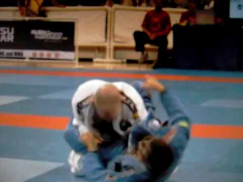 Jose Burquez vs Dave Featherstun