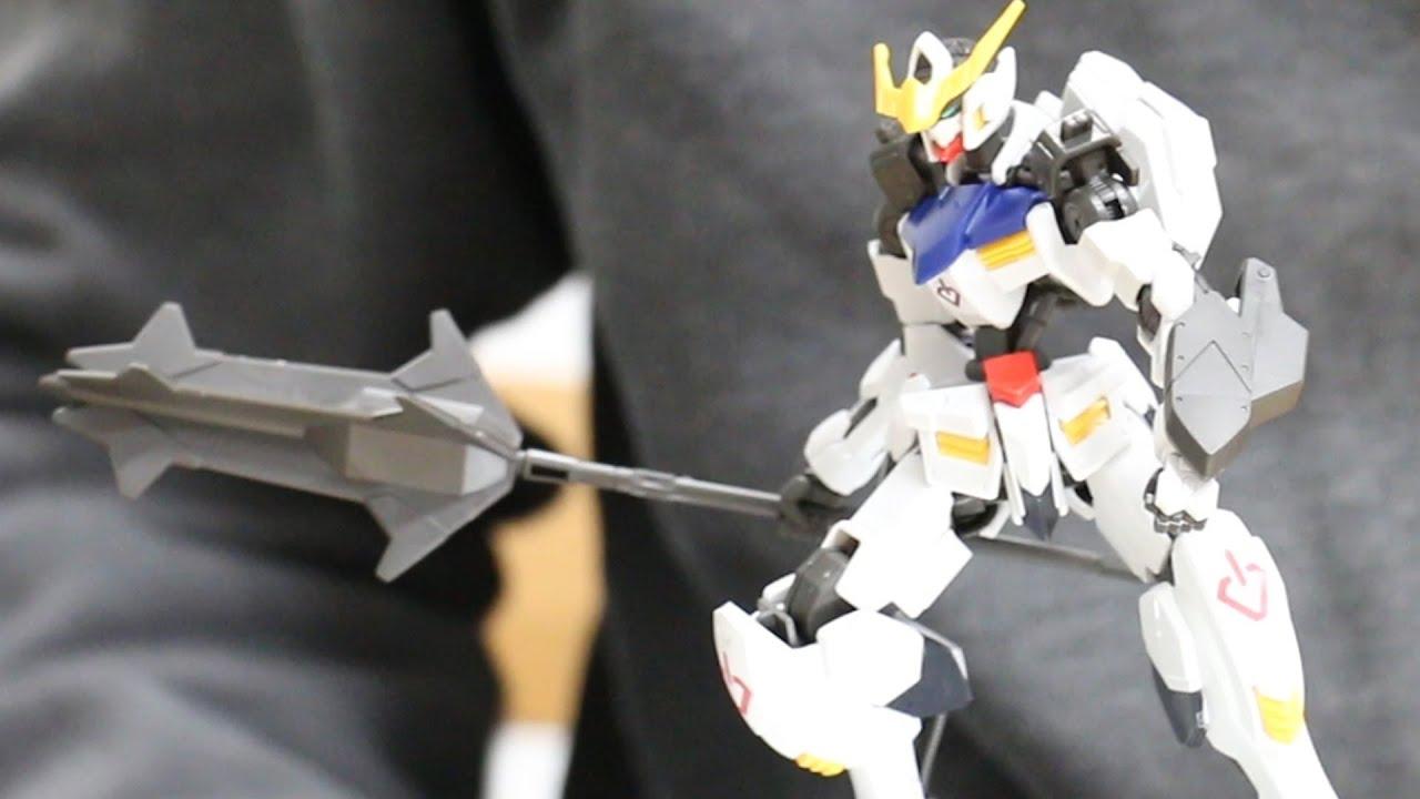 ガンプラ:機動戦士ガンダム鉄血のオルフェンズ!!主人公機 ...