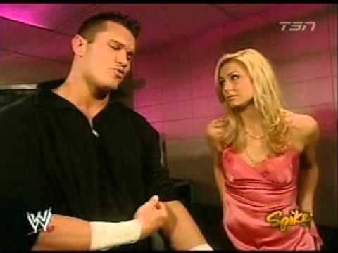 randy orton and stacy keibler