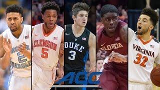 Allen, Blossomgame, Berry Highlight Top 5 Returning Basketball Stars