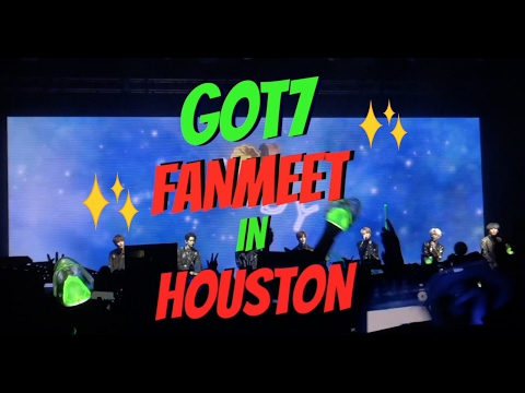3RD TIMES THE CHARM! | GOT7 HOUSTON FANMEET EXPERIENCE