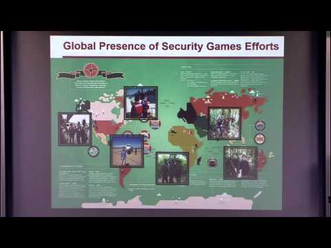 Security Games: Key Algorithmic Principles, Deployed Applications and Research Challenges(*)