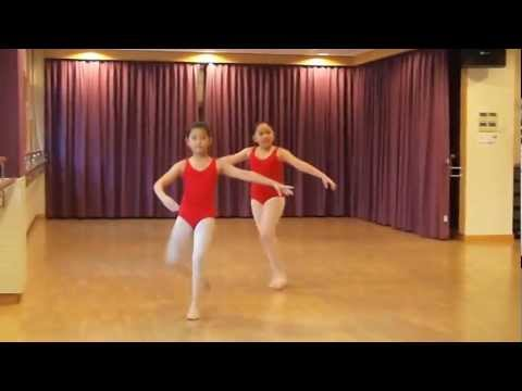 Megan's Ballet Grade 4 - Studies