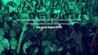 Lovefest 2013 - Official Aftermovie | www.lovefest.rs
