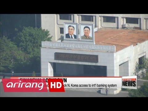 U.S. cracking down on N. Korean access to global banking network