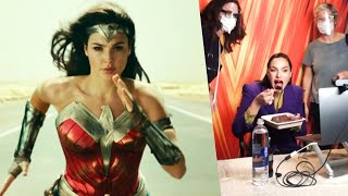 How Gal Gadot Celebrated 'Wonder Woman 84' Release