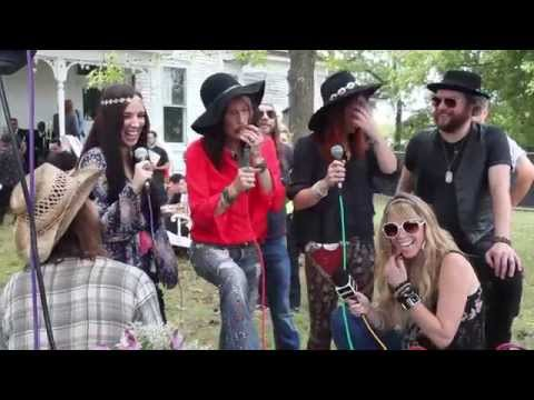 Interview with Steven Tyler and Loving Mary at Pilgrimage Music Fest