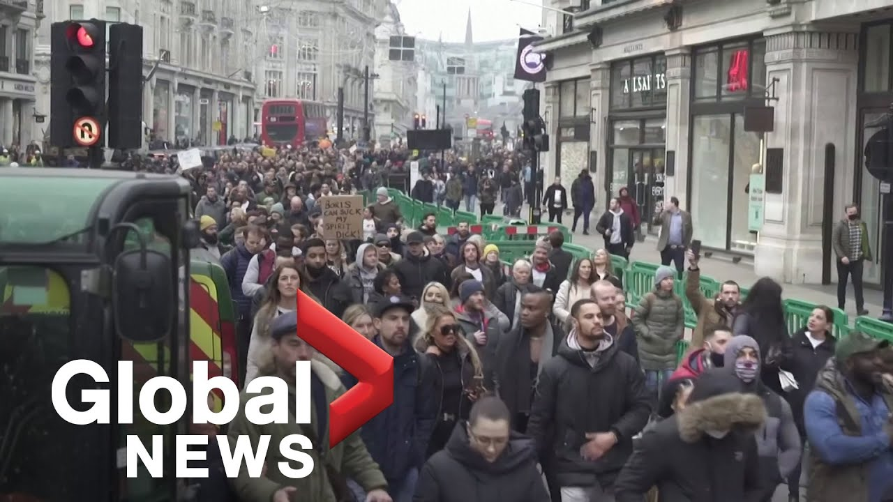 The World in Protests, 29/11/20