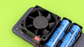 How To Make Cooling Fan for your Phone