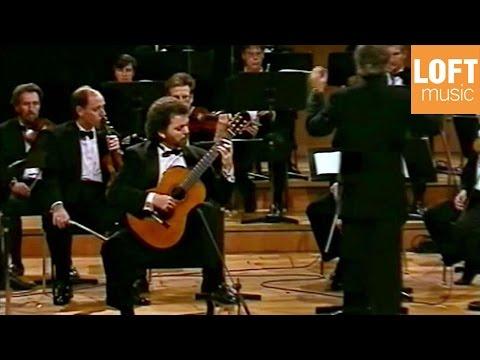 Manuel Barrueco: Joaquín Rodrigo - Concierto de Aranjuez (with the Munich Symphony Orchestra)