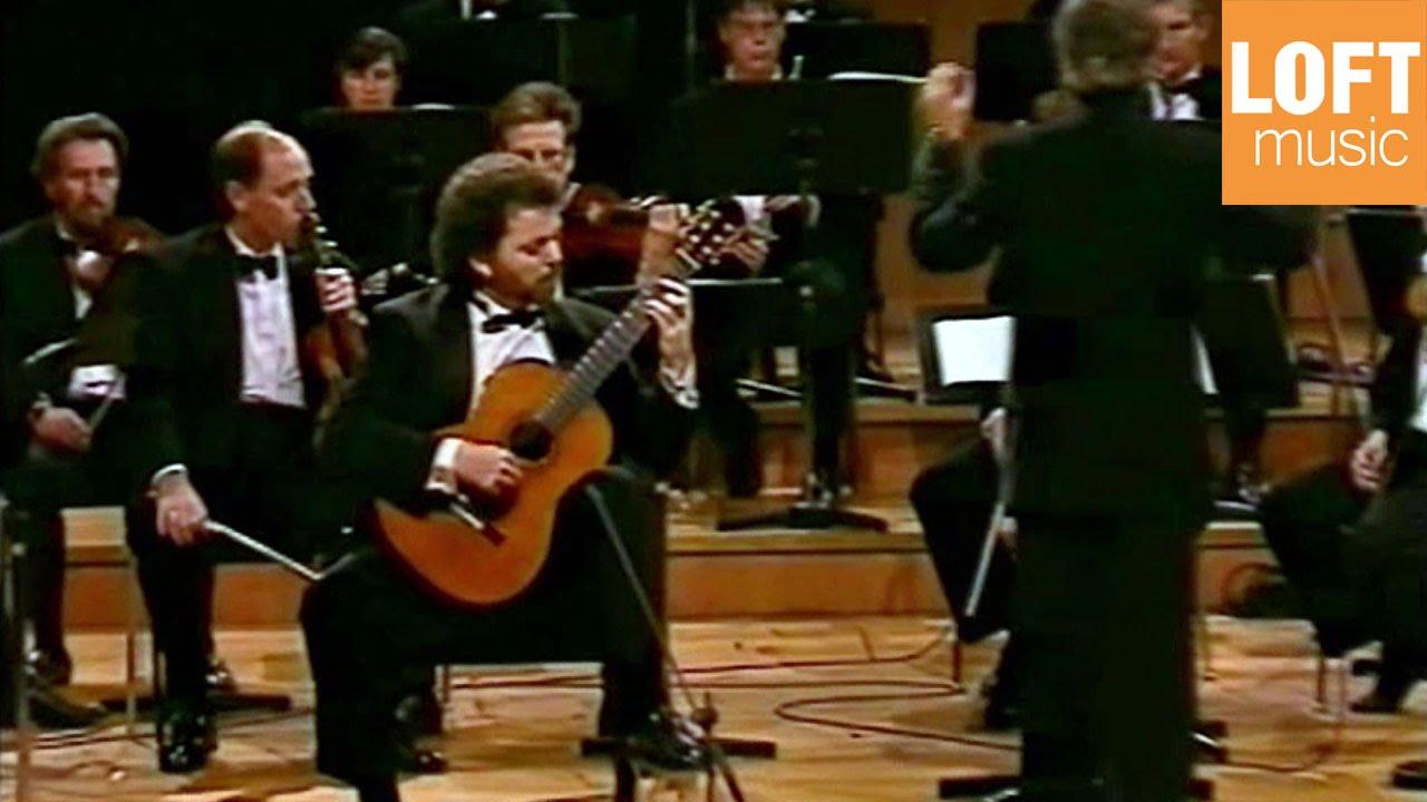 Manuel Barrueco Joaquín Rodrigo Concierto De Aranjuez With The Munich Symphony Orchestra Youtube