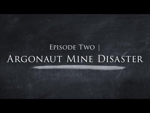 Argonaut Mine Disaster - Ephemera