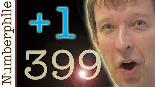 Something Special About 399 (and 2015) - Numberphile