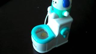 Japanese Potty Training Toy - Very Funny!