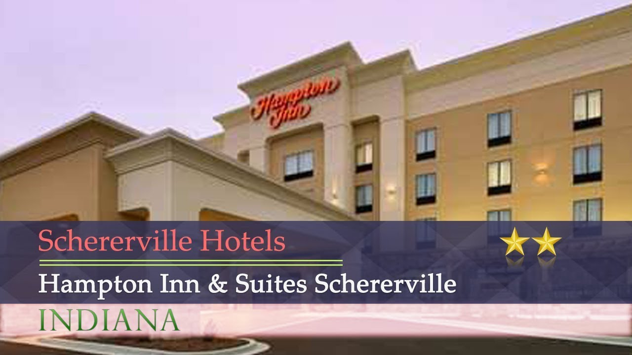 Hampton Inn Suites Schererville Hotels Indiana