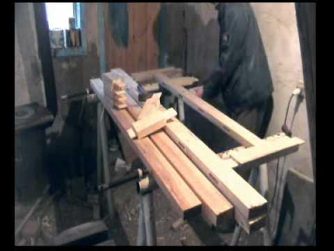 видео: Изготовление дверей 101211 .mp4