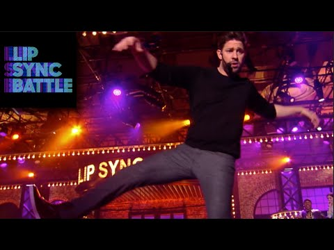 John Krasinski's Bye Bye Bye vs. Anna Kendrick's Steal My Girl  Lip Sync Battle