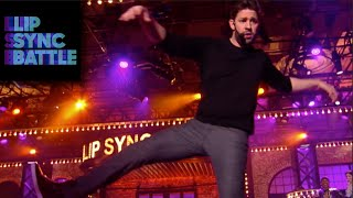 John Krasinski's Bye Bye Bye vs. Anna Kendrick's Steal My Girl | Lip Sync Battle