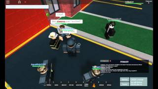 ROBLOX NCPD Officer Abusing (Story in Desc.) [SUSPENDED]