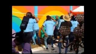"DellonVille Dances ""To We Go Dey Hail ""  By Eben"
