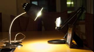 The Lamp  Animation