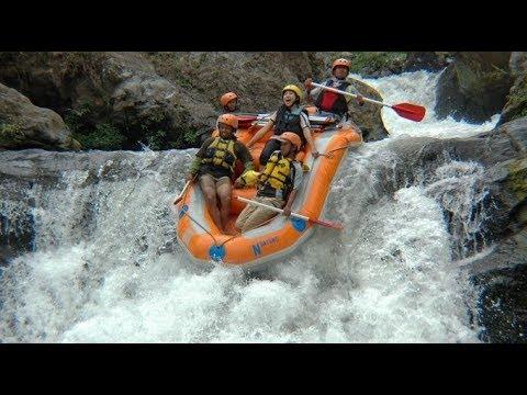 Ndayung Rafting, Wisata Arum Jeram di Malang yang Pacu Adrenalin