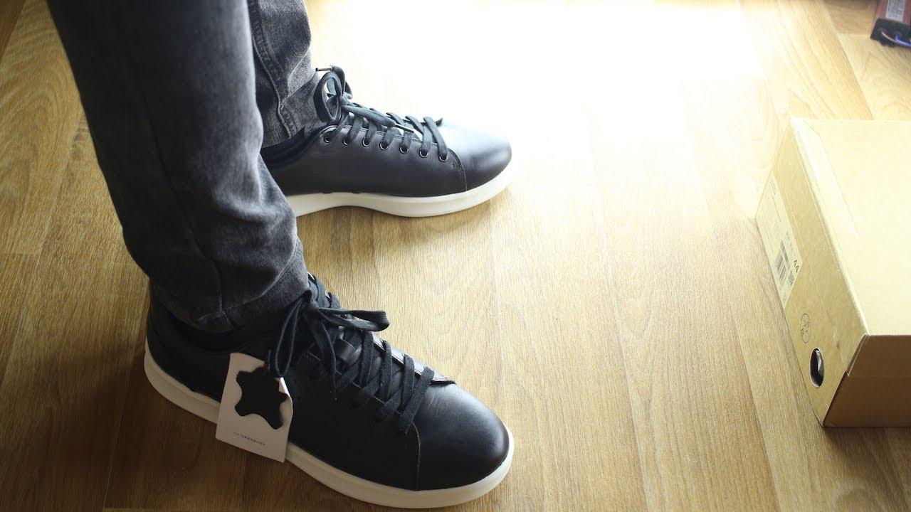 Кроссовки Valentino Garavani K26 XC61 кожаные белые в интернет .