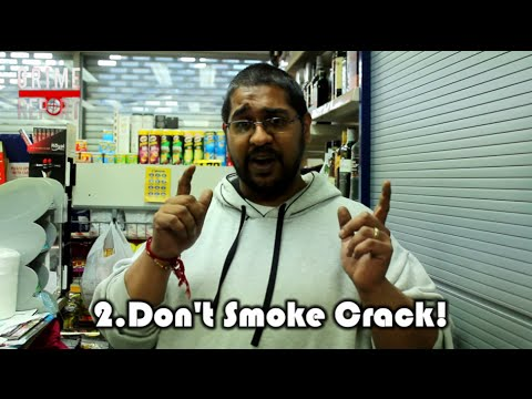 Angry ShopKeeper - Top 5 Rules Of The Notting Hill Carnival