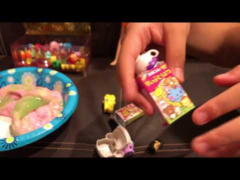 Toy Sisters - Treasure hunting with shopkins