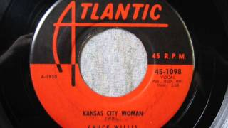 Kansas City Woman - Chuck Willis