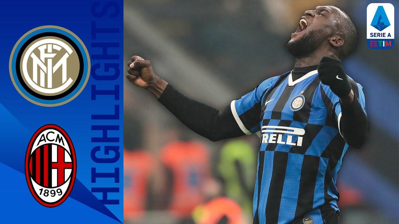 Download Inter 4-2 Milan | Incredible Inter Comeback Takes the Milan Derby! | Serie A TIM