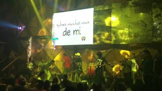 Tienes la Magia en vivo - Lill Silvio y El Vega