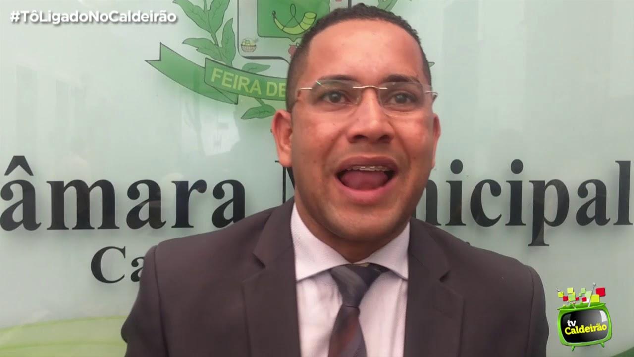 Vereador Ron do Povo faz duras críticas aos colegas do legislativo e manda Eremita se respeitar