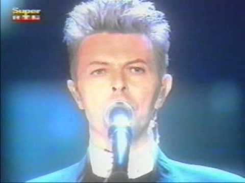 David Bowie   Brit Awards '96   Hallo Spaceboy with Pet Shop Boys