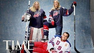 Meghan Duggan, Alex Rigsby & Jordan Greenway On Achieving Their Goals | Meet Team USA | TIME