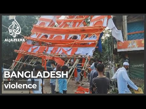Deadly violence erupts in Bangladesh after Quran 'disrespected'