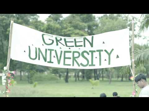004 ผลงานของนักศึกษา Green University ทางลัดทางหลัก