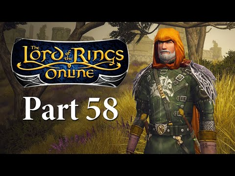 Lord of the Rings Online Gameplay Part 58 – Traitors & Tokens – LOTRO Let's Play Series