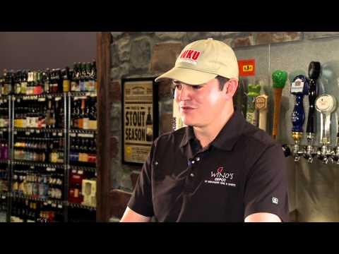 Kentucky Boys & Spirits At Wino's Depot, Bowling Green, KY