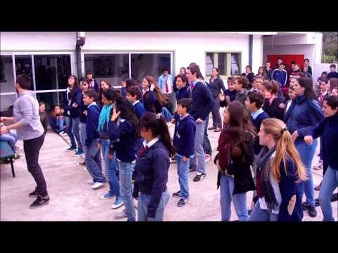 """Proyecto """"En movimiento"""". Liceo Capilla del Sauce 2014."""