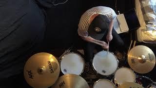 THE BLACK KEYS- LO-HI - DRUMCOVER BY PACO ARDON Video