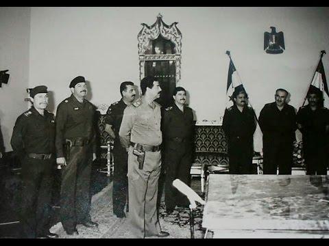 اجتماع لمدة 60 دقيقة مع الرئيس صدام حسين ، فلم نادر جداً للتاريخ .. EXCLUSIVE Saddam Hussein