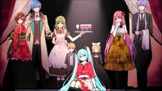 Repeat youtube video Vocaloid 8 - Night ∞ Series FULL (Nightcore)