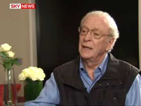 Michael Caine Takes A Pop At The British Government